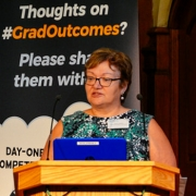 Susan Dawson, Chair of RCVS Education Committee